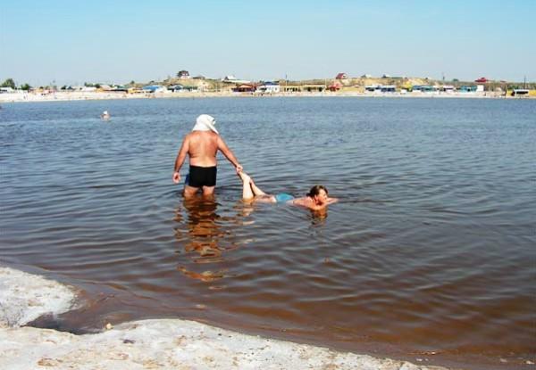 Описание: В целом сервис на соль-илецком курорте располагает: чисто.