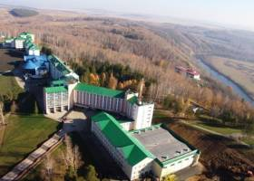 Санаторий Янган-Тау, Башкирия. Природное богатство – термальные газы, минеральные воды, кумыс