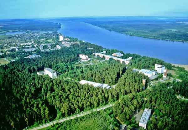 курорте Усть-Качка можно